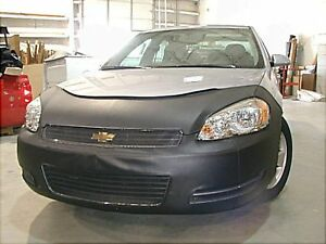 Lebra Front End Mask Bra Fits 2006-2013 Chevy Impala Sedan Only & Limited 2014.