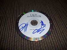 Lady Antebellum Own The Night Band Autographed Signed CD X3 PSA Guaranteed