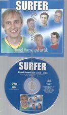 CD--SURFER--EINMAL HIMMEL UND ZURÜCK