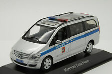 Rare !! Mercedes Viano Russian Police Custom Made 1/43