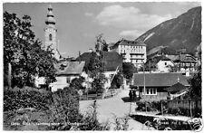 AK, Bayerisch Gmain, Blick nach Großgmain, Grenzübergang, 1958