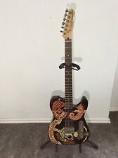 SQUIER by FENDER Vintage Squier Obey Graphic Telecaster custom special