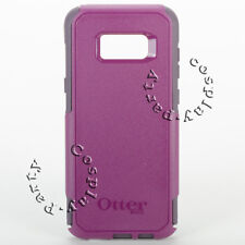OtterBox Commuter Dual-Layers Case For Samsung Galaxy S8+ Plus (Purple/Plum)