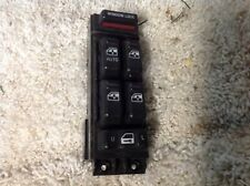 Front Master Power Window Switch For 2002 Cadillac Escalade Chevy GMC 4 Door