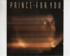 CD PRINCEfor youGERMAN EX (B4661)