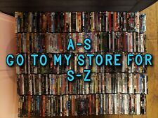 Dvd Movies *Rare & Out Of Print* All Like New! 400 Titles! A-S