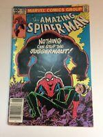 Amazing Spider-man #229, FN/VF 7.0, Juggernaut