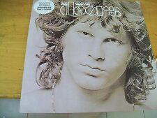 THE DOORS THE BEST OF LP MINT-  RARE ITALY PRESS 1983