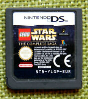 LEGO Star Wars: The Complete Saga (Nintendo DS, NDS, Region Free, Game Only)