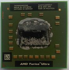 AMD Mobile Turion x2 Ultra Dual Core ZM-82 2.2GHz 2M s1 LP TMZM82DAM23GG Grade B