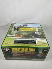 Lionel O Gauge # 6-30233 Pennsylvania Flyer Complete Train Set (Lion Chief) C8
