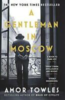 A Gentleman in Moscow by Towles, Amor, NEW Book, FREE & FAST Delivery, (Paperbac