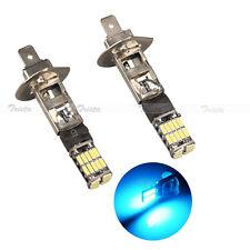 2x26 LED H1 Ice Blue Car Fog Driving Light DRL DayTime Running Headlight Lamp #B
