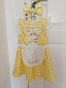 Goldilocks Fancy Dress, Age 3-4
