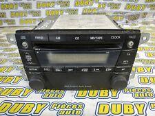 AUTORADIO CD ORIGINE MAZDA PREMACY