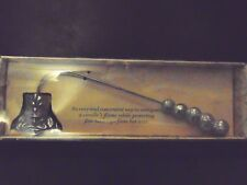 Rare 1998 Boston Warehouse Nutcracker 42305 Candle Snuffer Christmas Holiday NIB