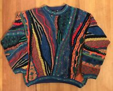 Vintage Tundra Sweater Colorful Coogi Bill Cosby 90s