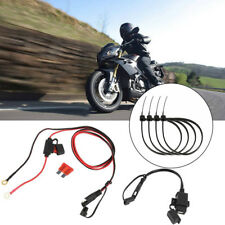 Waterproof USB Charger Motorcycle CellPhone Charging SAE Port 12V to 5V 2.1A US