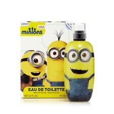 MINIONS 3.4 oz / 100 ml Eau de Toilette Spray KIDS NEW IN BOX SEALED
