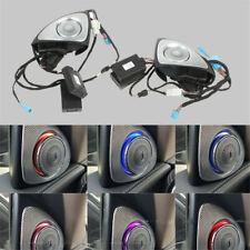 Car Coaxial Sound Treble Speaker 3D Rotating Fit Mercedes W213 W205 W222 X253
