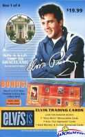 2007 Press Pass Elvis Presley IS EXCLUSIVE Factory Sealed Blaster Box-TIMELINE