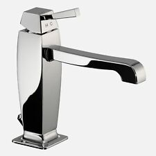 ABODE DECADENCE AB1301 SINGLE LEVER CHROME BASIN MIXER TAP VAT INCLUDED