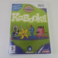 26675 Kabookii - Nintendo Wii Game (2007)