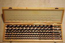 6 Schlangenbohrer  6 8 10 12 16 20mm x 460mm f. Holz