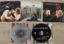 Rod Stewart CD Lot: If We Fall In Love Tonight, Having a Party, Unplugged,