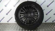 "Renault Megane II 2002-2009 16"" Curacao Alloy Wheel + Bad Tyre 205 / 55 / 16"