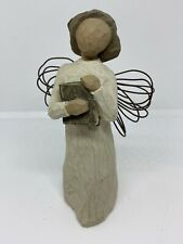 """Willow Tree Angel of Learning Figurine 4"""" Tall Ornament"""