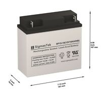 Emergi-Lite M9 Compatible Replacement Battery