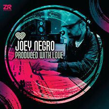 Joey Negro Produced With Love 2cd Set 2017