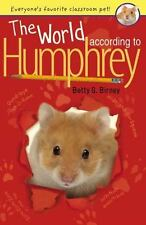 The World According to Humphrey by Birney, Betty G.