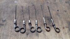 lot de 6 jauges à huile moteur bernard w110 et w10