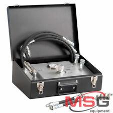 MS611 - Tester do diagnostyki systemu hydraulicznego układu kierowniczego
