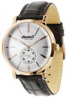 Ingersoll Springfield Rotgold Armbanduhr INQ025WHRS Brandneu