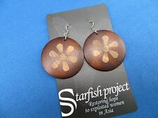 AFRICAN AND ASIAN ETHNIC JEWELRY FAIR TRADE EARRINGS FROM CHINA FINAL SALE!