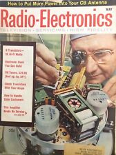 Radio-Electronics Magazine  8 Transistors 10 Hi-Fi Watts May 1963 102417nonrh
