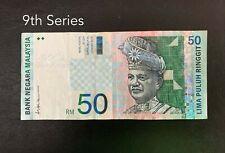 Malaysia - 9th RM50 Prefix BH | VF