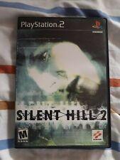 Silent hill 2 PS2 Playstation 2 US NTSC U/C