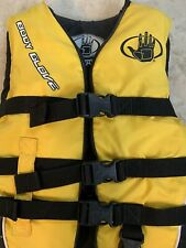 New listing Body Glove Toddler Swimming Vest Yellow And Black