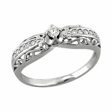 Zircon Band Natural Fine Rings