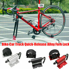 RockBros Bicycle Car Rack Carrier Quick-release Alloy Fork Block Mount Rack