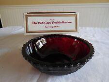 Vintage Avon 1876 Cape Cod Collection Serving Bowl