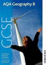 AQA GCSE Geography B: Student Book (Aqa Gcse Student Book),David Payne, Keith B