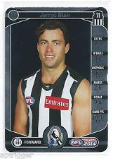 2014 Teamcoach SILVER (134) Jarryd BLAIR Collingwood