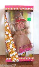 1992 Australien BARBIE Poupées du monde Collection NRFB (Z250) EX
