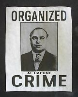 """(311) GANGSTER AL CAPONE ORGANIZED CRIME CHICAGO MOB BOSS NOVELTY POSTER 11""""x14"""""""