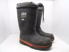 Helly Hansen Men's FJORD Composite Toe Composite Plate Work Boots Black 10M
